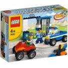 Lego Bricks & More 4636: Police Building Set