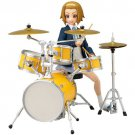 K-ON! Ritsu Tainaka School Uniform Ver. with Drumset figma Action Figure