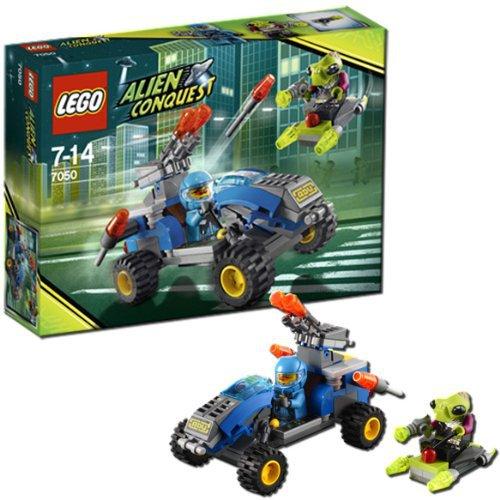 LEGO Space Alien Defender 7050