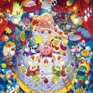Kirby - 500 Large Pieces Jigsaw Puzzle [20th Anniversary Party]