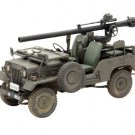 JSDF Type 73 Light Truck w/Recoilless gun (Plastic model)
