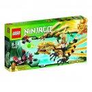 LEGO Ninja Go Golden Dragon 70503 (japan import)