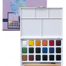 18 Water Colors Compact Pallet