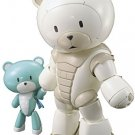 """Bandai Hobby HGBF Beargguy III Kai """"Build Fighters Try"""" Action Figure"""
