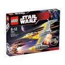 Naboo N-1 Starfighter Star Wars Lego