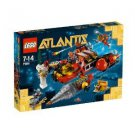 LEGO Atlantis Deep Sea Raider 7984 [parallel import goods] (japan import)