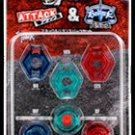 Takaratomy WBBA Limited Edition ATTACK & BALANCE PARTS SET [JAPAN]