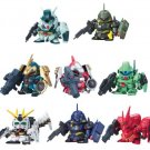 Toy: Char's Counterattack 8-set [Japan Import]