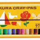 Sakura Cray-Pas 16 colors(Japan Import)