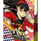 Persona 4 The Golden for iPhone 4/4S Cell phone Jacket design 4 (japan import)