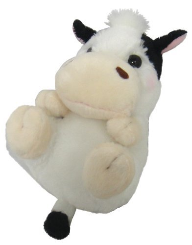 Tighter Koron Cow Stuffed Plush