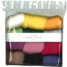 Hamanaka Wool Candy 12 color set (Basic Selection) # 1