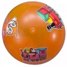 Anpanman ball No. 7 Orange(Japan Import)