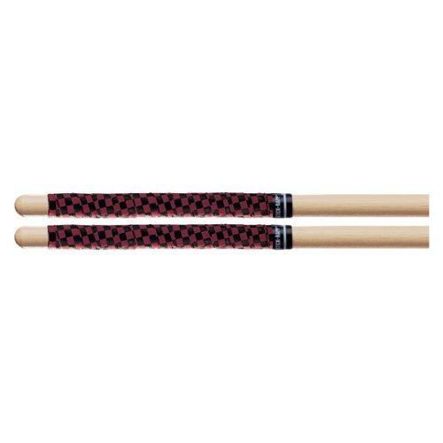 Promark SRCR Stick Rapp Drumstick Wrap, Checkerboard Red/Black