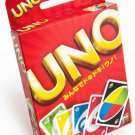 Uno UNO card game (B7696)  (Japan Import)