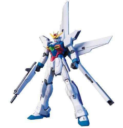 HG #109 X Gundam GX-9900 1/144 scale model kit (Japan Import)