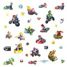 Stickers: Super Mario Wall Stickers [Japan Import]