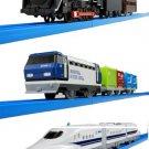 Takara Tomy Super large train set Set Shinkansen SL cargo