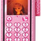 TOMY COMPANY - Licca Chan Telephone Talkative Smart Phone with a Card