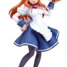Max Factory The Melancholy of Haruhi Suzumiya Mikuru Asahina School Maid 1/8 PVC