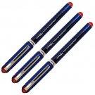 EnerGel Euro Needle-Point Gel Ink Pen 0.35mm Red Ink