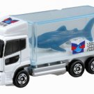 Takara Tomy Tomica No. 69 Aquarium Truck Blister