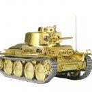 Girls und Panzer - 38(t) Tank -Kame San Team Ver.- Gold Edition (Plastic model)