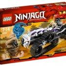 LEGO Ninja Go Honehone Drag Star 2263 (japan import)