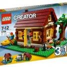 Lego- Creator 5766 Log Cabin