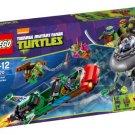 Air Attack of Lego Mutant Ninja Turtles T Rocket (Lego 79120)
