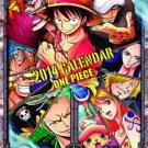 """Japanese Anime Calendar 2014 """"ONE PIECE #K005S"""""""