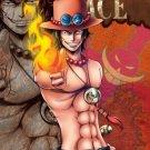 One Piece White Beard Pirates Portgas.D.Ace puzzle