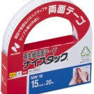 NICHIBAN Co Ltd - recycled paper double-sided tape NICETACK general type