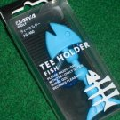 Daiya Golf Tee Holder Blue Fish