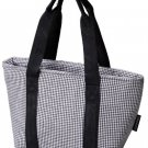 Torune Insulated Lunch Cooler Bag - New Gingham Blue (P-2720)