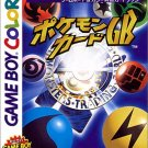 Nitendo - Game Boy Color - Pokemon Card GB Pocket Monsters Trading Card Game