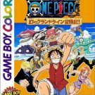 Game: Game Boy Color One Piece Maboroshi no Grand Line Boukenki!