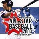 Acclaim Japan - Xbox - All-Star Baseball 2003