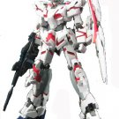 [Brand New] Bandai Hobby RX-0 Unicorn Gundam HD Color with MS Cage Master Grade Figure, Scale 1/100
