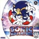 Sega of America - Sega Dreamcast - Sonic Adventure
