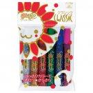 Yamato - Glitter Glue - 6 Color Set - Classic