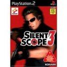Konami - PlayStation 2 - Silent Scope 3