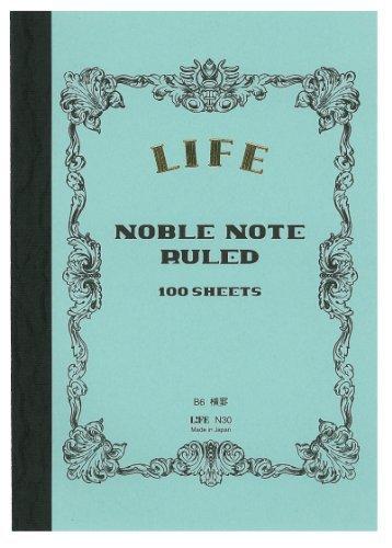 LIFE B6 N30 NOTEBOOK