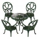 Sylvanian Families Sylvanian Family Doll Garden Table and Chairs Set Ka-621