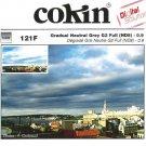 Cokin - A121F Filter/ A/ Grey Graduated G2 Full