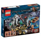 Lego Pirates Of The Caribbean 4181 : Isla De La Muerta