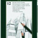 Faber-Castell 9000 Graphite Sketch Pencil Sets Design 12-set