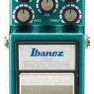 Ibanez 9 Series TS9B Bass Tube Screamer Overdrive Bass Effects Pedal Green