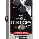 Electro-Harmonix New Sensor Memory Toy Analog Delay