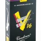 Vandoren Alto Sax V16 Advanced Reeds 2.5 Box of 10